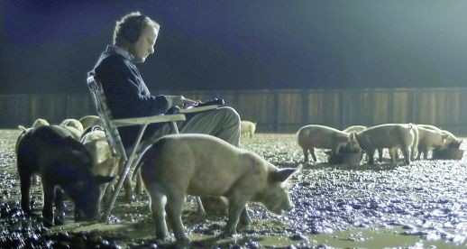 Bed, bath and brain-sucking larvae: Shane Carruth as Jeff in Upstream Color.