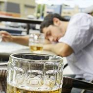 Beer Before Liquor?