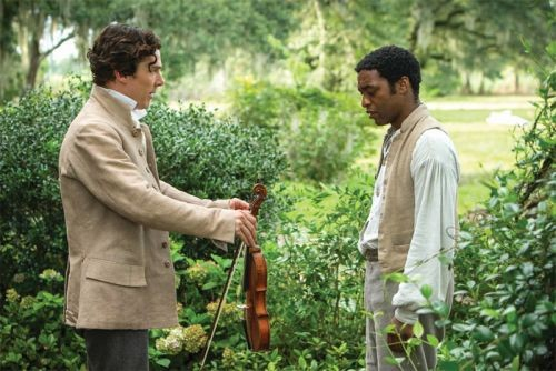 Benedict Cumberbatch plays the benign plantation owner who first acquires Chiwetel Ejiofor's character Solomon Northrup in this gripping drama about the human condition.