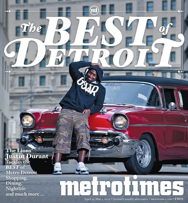Best of Detroit 2012