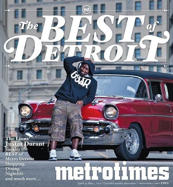 Best of Detroit 2012