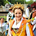 Bow down to Caroline Jett, the Renaissance Festival's Queen Elizabeth for the past 15 years