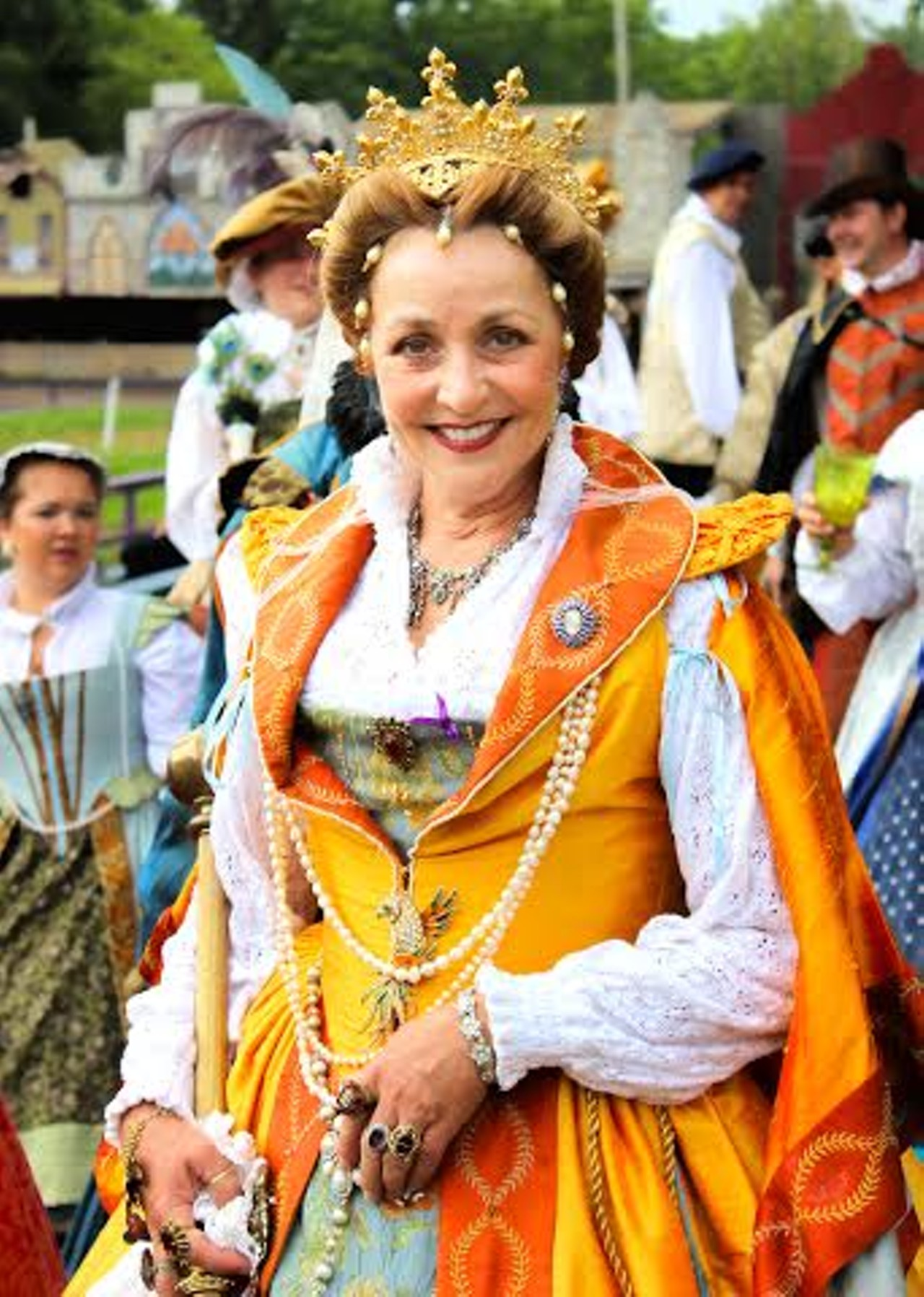 Renaissance Fairs: Bow Down To Caroline Jett, The Renaissance Festival's