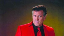 Bruce Campbell - the man, the myth, the chin