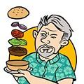 Burger Quest: Plaka Café's burgers are the baseline of what a burger should be