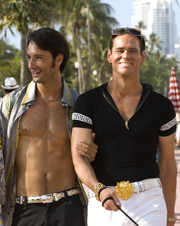 Carrey has a gay ol' time in Phillip Morris.