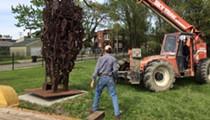 Cass Corridor artist Robert Sestok's City Sculpture art park nears completion
