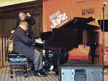 Charles Boles has tickled the ivories for more than 60 years, in a career that reaches from long-ago Hastings Street to today.