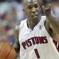 Chauncey Billups Makes His Return to Motown