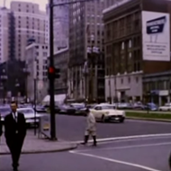 Check out this footage of downtown Detroit in 1967