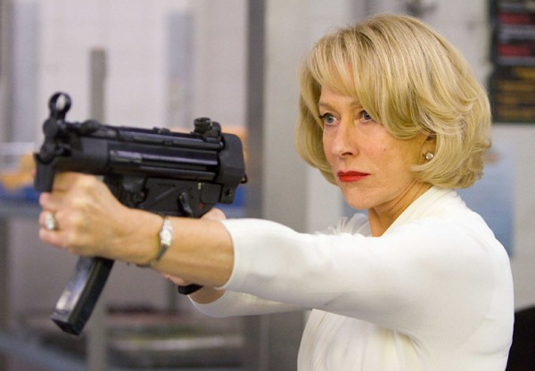 Classy: Helen Mirren blows everyone else away in Red
