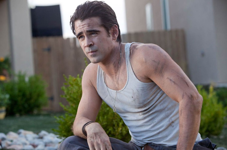 "Colin Farrell in Fright Night: ""Chicks dig me."""