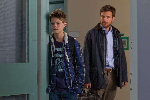 Colin Ford and Jason Bateman star in Disconnect.