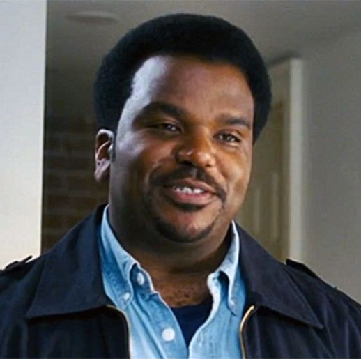 Craig Robinson brings audiences smiles, but you can't help but wish he'd been handed some better material.