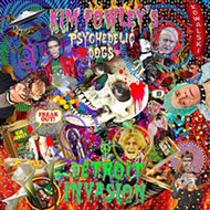 Cult fave Kim Fowley teams up with local rockers on 'Detroit Invasion'