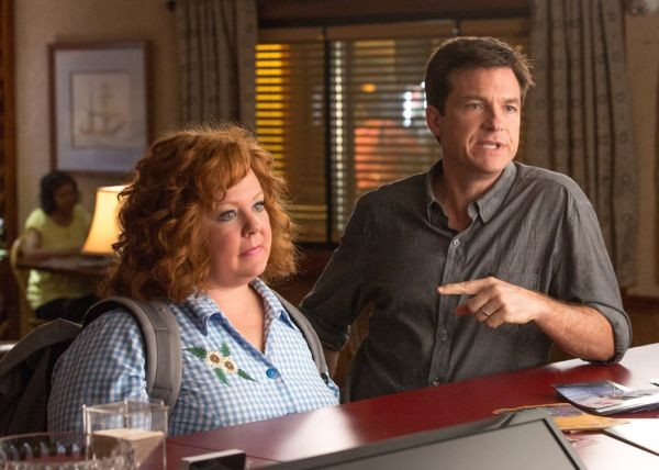 Cutline: Even hardworking leads like Jason Bateman and Melissa McCarthy can't make Identity Thief work.