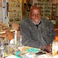Dabls walks us through his outdoor Detroit African art project