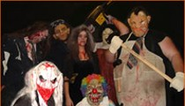 Deadly Intentions Haunted House