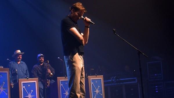 Deep down Conan fancies himself a song and dance man.