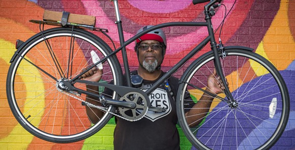 Detroit Bikes' Henry Ford II. - PHOTO BY AMI VITALE