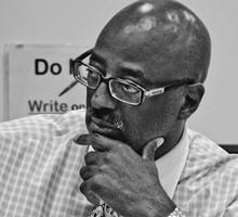 CURT GUYETTE - Detroit Board of Education president Anthony Adams.