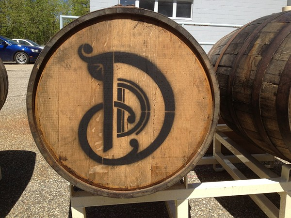 PHOTO COURTESY DETROIT CITY DISTILLERY FACEBOOK PAGE.