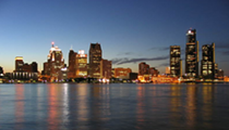 Detroit could be a water 'boom town' in AD 2100