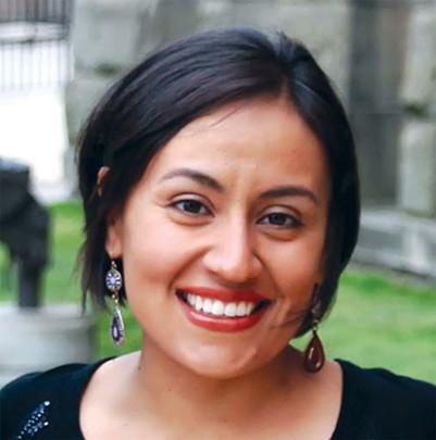 Raquel Castañeda-López, Detroit City Councilwoman, District 6 - GABRIELA SANTIAGO-ROMERO PHOTOGRAPHY