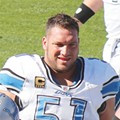 Detroit Lions Spotlight: Dominic Raiola, #51, Center