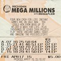 Detroit man cashes $1m lotto ticket he kept in flour a few days