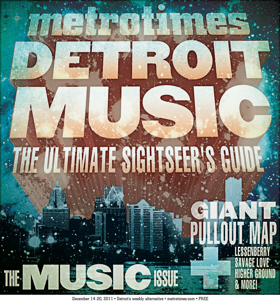 39e102b459b Detroit Music  The Ultimate sightseer s guide
