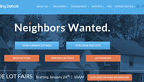 Detroit offers discount to city employees and retirees on homes purchased through auctions