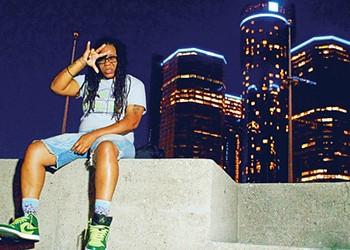 Detroit Rapper Miz Korona makes her name in a 'boys game'