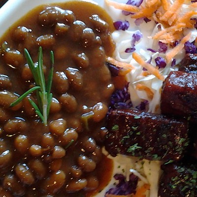 Check Out These 16 Vegetarian/Vegan-Friendly Places Around Detroit