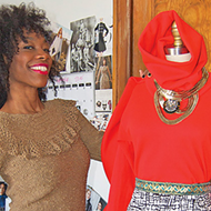 Detroit's Charketa Glover talks about her stint on 'Project Runway'