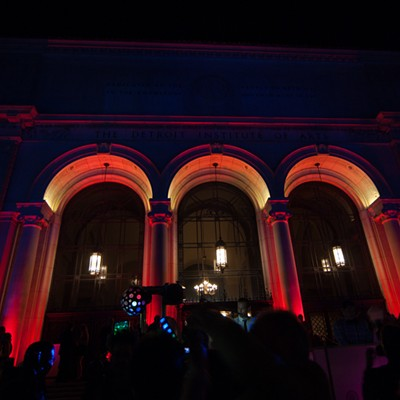 Fash Bash at the Detroit Institute of Arts