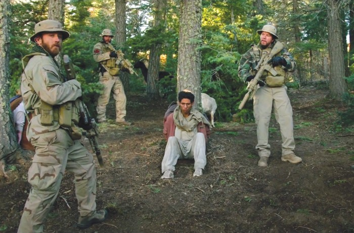 Film Review: Lone Survivor | Cinema | Detroit Metro Times Lone Survivor Movie Filming