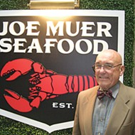 Joe Muer says: Go fish!