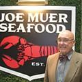 Joe Muer says: Go fish!