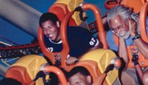 Flipping out at Cedar Point