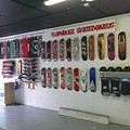 Flophouse Custom Skateboards offers custom designs, half-pipe