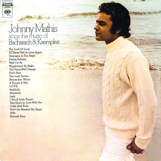 "For years, Frank Sinatra called Johnny Mathis ""the African Queen"""