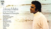 Johnny Mathis sings the Hits of Bacharach & Kaempfert