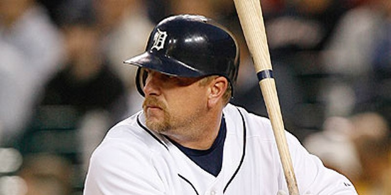 Former Tiger Matt Stairs' dramatic pinch-hit home run on the final day of the 2006 regular season was not enough to salvage a division title.