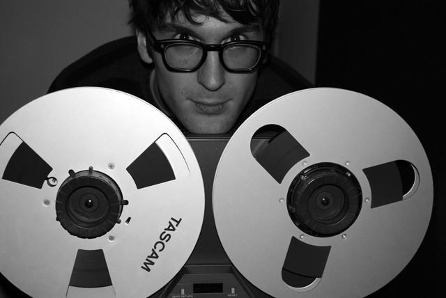 Frontman Jonathan Visger - MT PHOTO: TYLER KANE