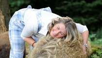 Furry Hungarian hog promises to take pork lovers to 'pig heaven'