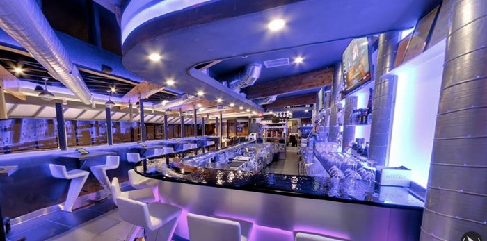 Futuristic Restaurant Aqua Opens In Plymouth Food