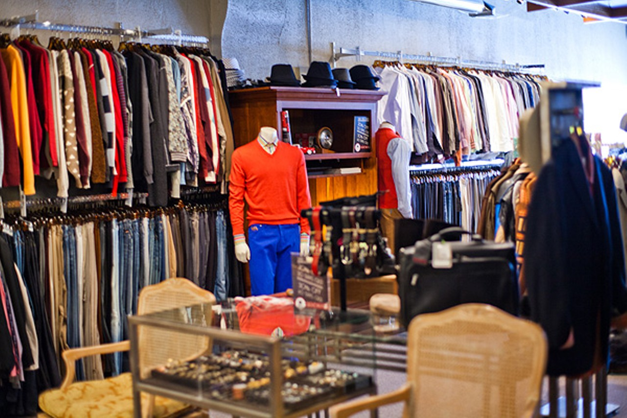 Gentlemens Consignment Brings Fabulous Finds To Royal Oak Culture