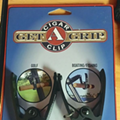 Get a Grip cigar clip attaches to just about anything