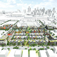 $70m residential, commercial proposal calls for over 330 residential units in Brush Park